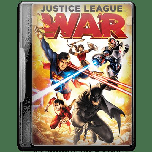Justice-League-War icon
