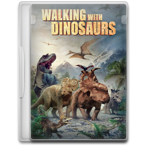 Walking-with-Dinosaurs icon