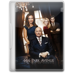 666 park avenue 1 icon tv show mega pack 1 iconset firstline1
