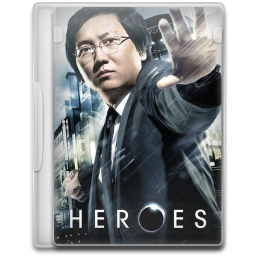 Heroes 1 icon tv show mega pack 1 iconset firstline1