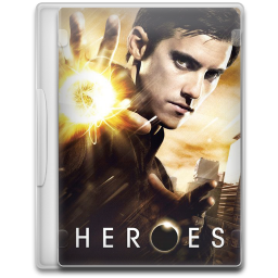 Heroes 3 icon tv show mega pack 1 iconset firstline1