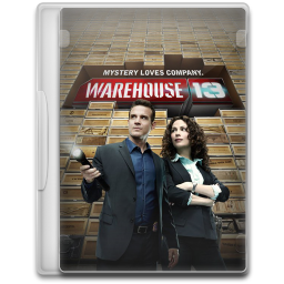 Warehouse 13 1 icon