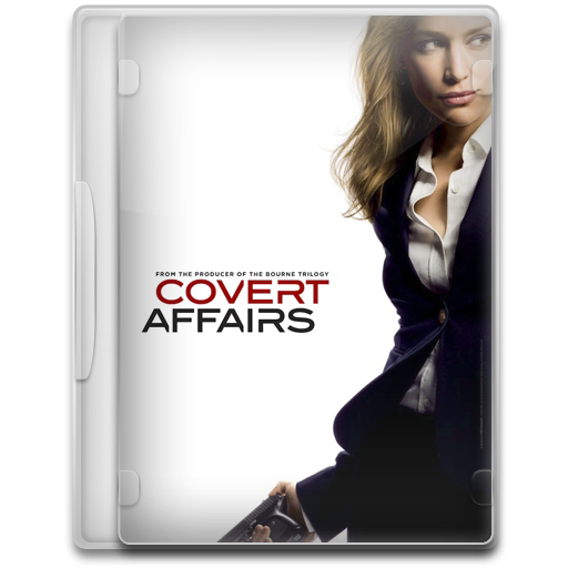 Covert-Affairs icon