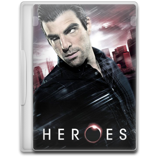 Heroes 5 icon tv show mega pack 1 iconset firstline1