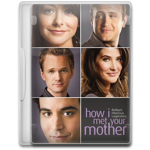 How I Met Your Mother 1 icon