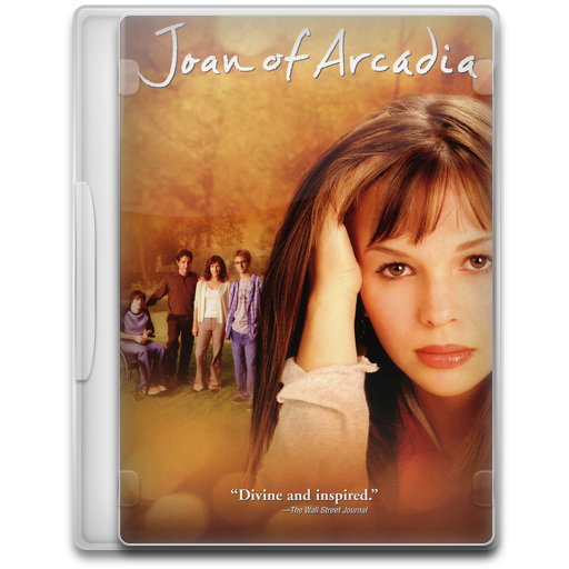 Joan-of-Arcadia icon