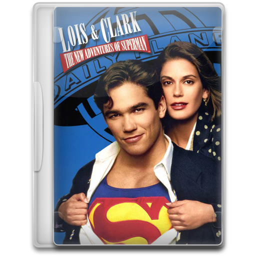 Lois-Clark-The-New-Adventures-of-Superman icon