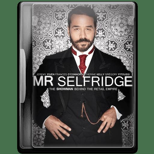 Mr Selfridge icon
