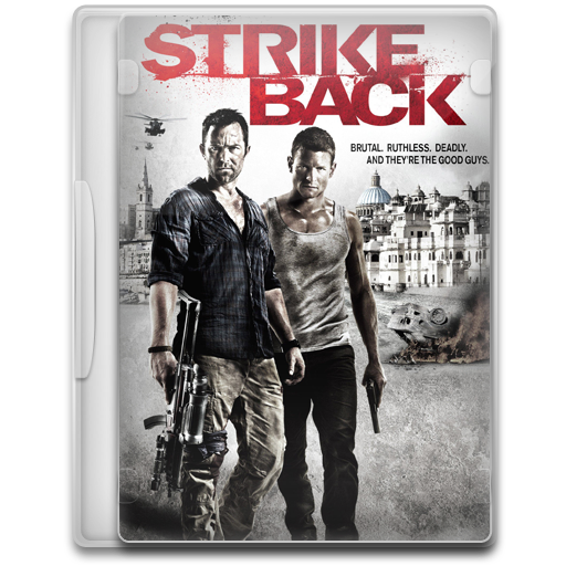 Strike Back icon