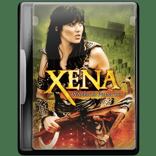 Xena-Warrior-Princess icon