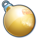 Ball-yellow icon