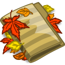 Autumn-folder icon