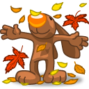 I Love Autumn icon