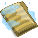 Rainy folder icon