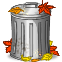 http://icons.iconarchive.com/icons/flameia/i-love-autumn/128/Trash-empty-icon.png
