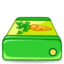 carrot HD icon