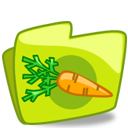 carrot folder icon