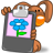 http://icons.iconarchive.com/icons/flameia/rabbit-xp/48/clipboard-icon.png
