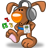 http://icons.iconarchive.com/icons/flameia/rabbit-xp/48/music-icon.png