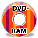 Device DVD RAM icon