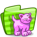 Folder Cat icon