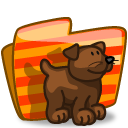 Folder Dog icon