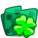 Folder St Patrik icon