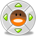 System Apps DVD Player icon