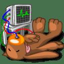 Tools Activity Monitor icon