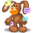 http://icons.iconarchive.com/icons/flameia/xrabbit/48/System-Apps-Stickies-icon.png