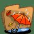 Folder-Autumn icon