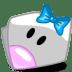 Folder-Girl-Blue icon