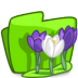 Folder-Spring icon