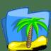 Folder-Summer icon