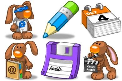 Xrabbit Icons