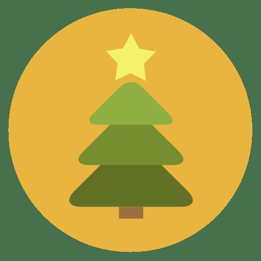 Christmas-tree icon