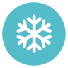 Snow-flake icon