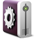 Devices-drive-harddisk-system icon