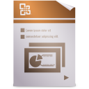 Mimetypes application vnd.ms powerpoint icon