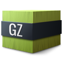 Mimetypes-application-x-gzip icon