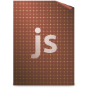 Mimetypes javascript icon