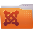 Places folder joomla icon