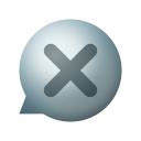 Status tray offline icon