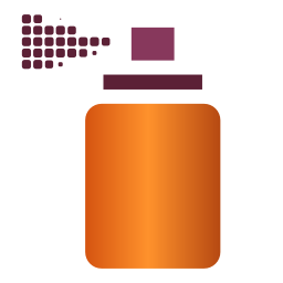 Actions tool spray icon
