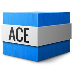 Mimetypes application x ace icon