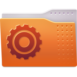 Places folder system icon