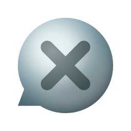 Status tray offline icon