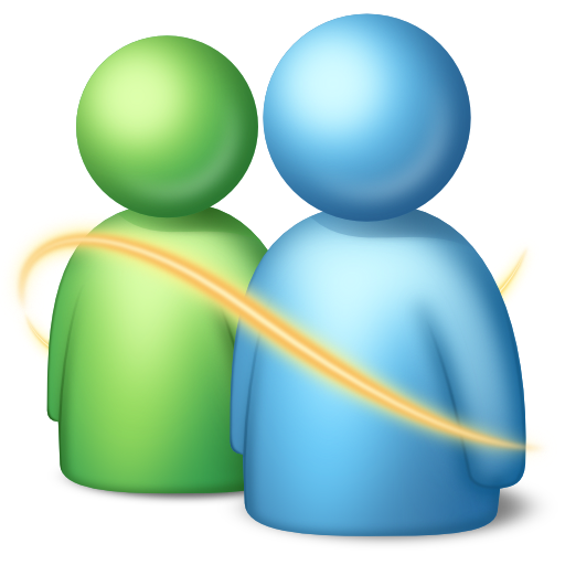 Actions-im-msn icon