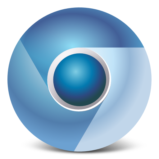 Apps chromium browser icon fs ubuntu iconset franksouza183 Browser icon