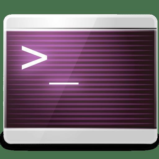 Apps-konsole icon